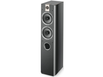 Focal Chorus 714 V Floorstanding Speakers in Black