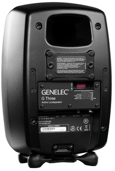 Genelec G Three Pair Black