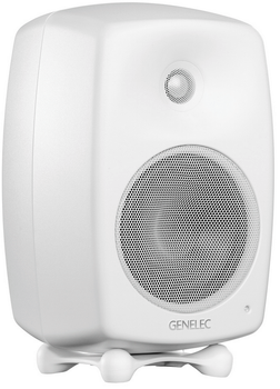 Genelec G Three Pair White