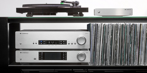 Cambridge Audio CXA60 Integrated Amplifier -  Product of the Year Winner