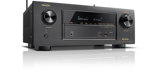 Denon AVR 1400 7 Channel A/V Receiver - Futureproof Features