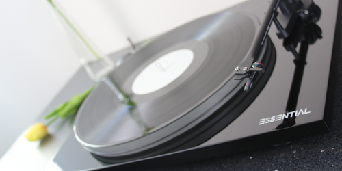 ProJect Audio Essential III Bluetooth Turntable - Quality and Convenience
