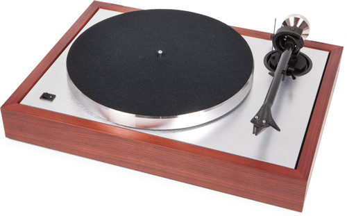 ProJect The Classic Turntable Rosenut -Free 2m Silver Cartridge