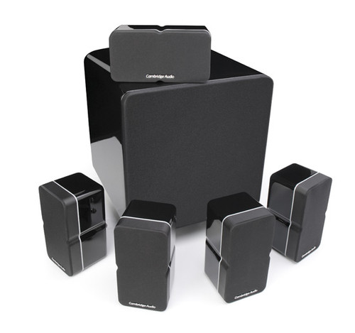 Cambridge Audio Minx II S325 5.1 Surround Sound Pack