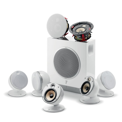 Focal Dome Flax Atmos Pack 5.1.2