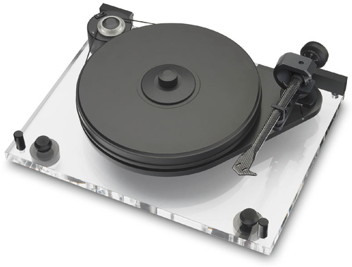 Project 6perspeX Turntable