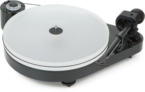 Project RPM 5 Carbon Turntable Piano Black