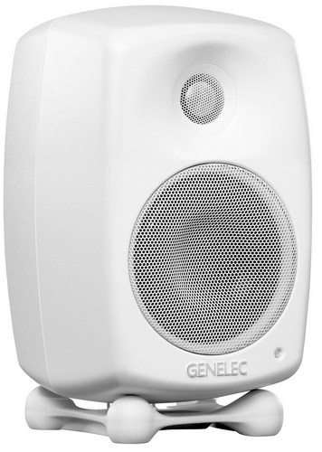 Genelec G Two Pair White