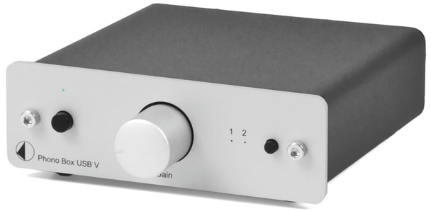 Project Phono Box USB Variable