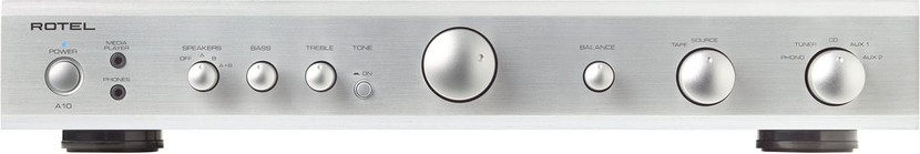 Rotel A10 Amplifier-Great Sound-Great Price
