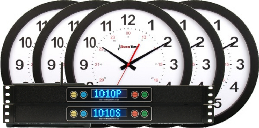 DuraTime Analog Clock Kit. Available in several sizes.Contact us for advice and prices.