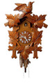 SCCBF1 Cuckoo Clock - German Black Forest - 1 Day - Traditional Mechanical