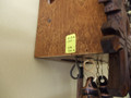 SCCBF1 Cuckoo Clock - German Black Forest - 1 Day - Traditional Mechanical- ON/OFF switch