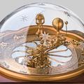 Tellurium III - Month/Zodiac/Sun/Moon/Earth/Westminster chime - Hermle.