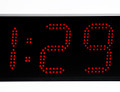 SCC22 Super Bright LED clock and timer.