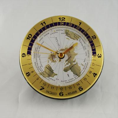 Jaccard  WT Black/Gold WJ.240120.1 Desk Clock