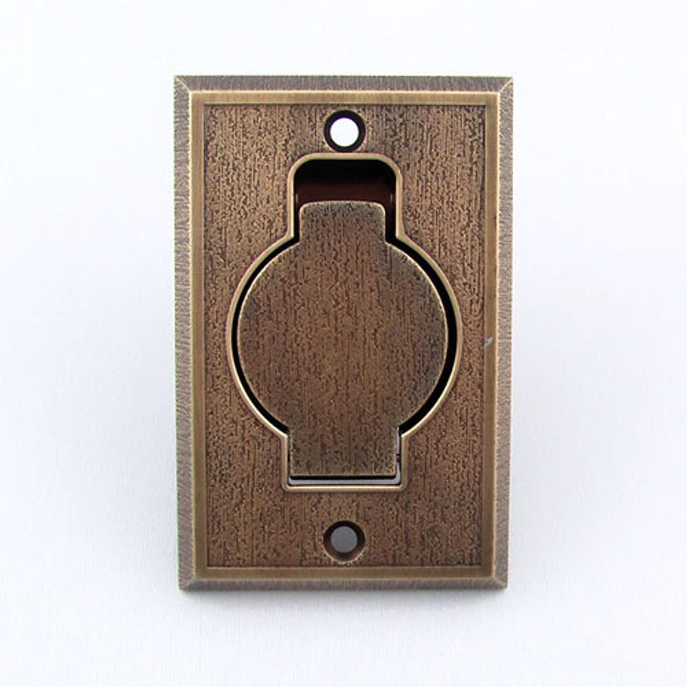 Bronze Central Vacuum Inlet Valve
