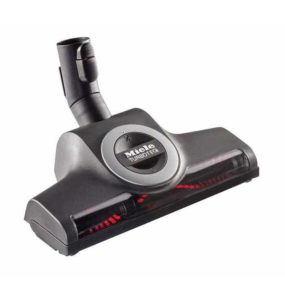 Miele STB305 air driven turbo brush for gentle carpet agitation.