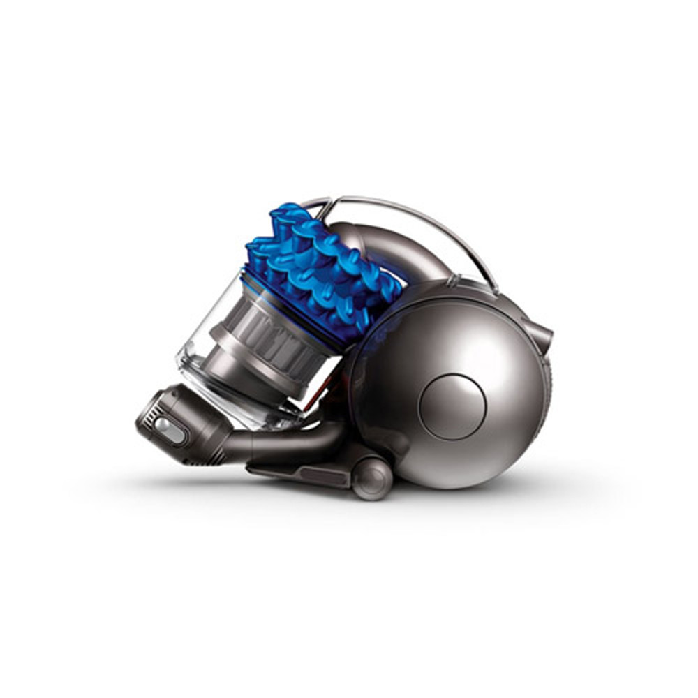 Side View of Dyson DC46 Motorhead Canister Vacuum