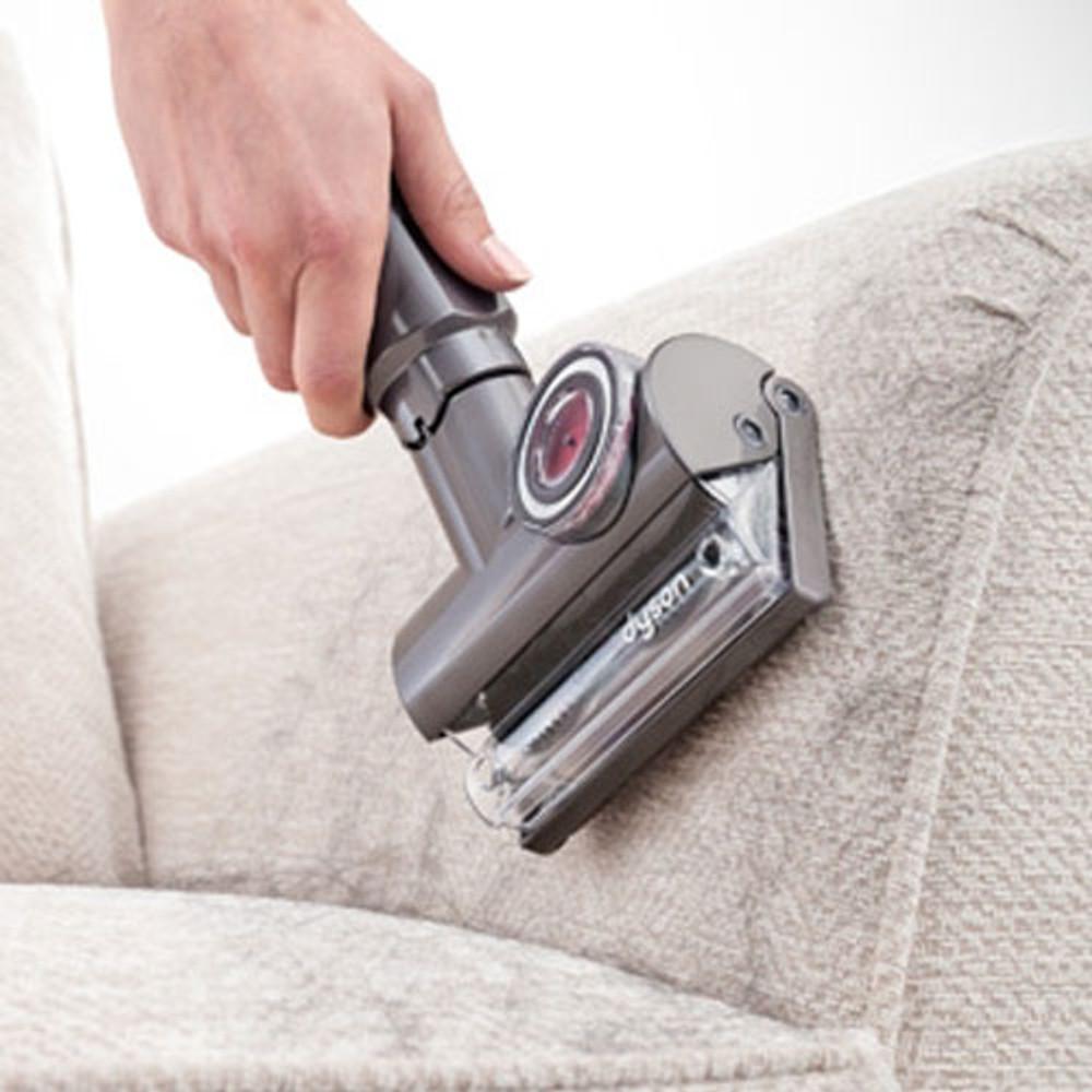 Dyson Tangle Free Turbine Tool Works on Upholstery