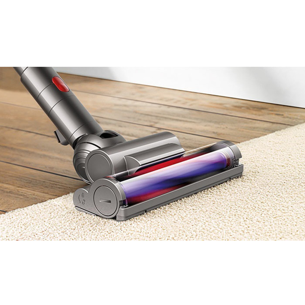 Carbon Fibre Cleaner Head Works on All Floor Types