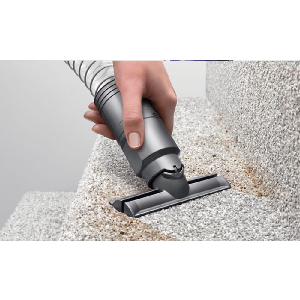 On-Board Stair and Upholstery Tool.