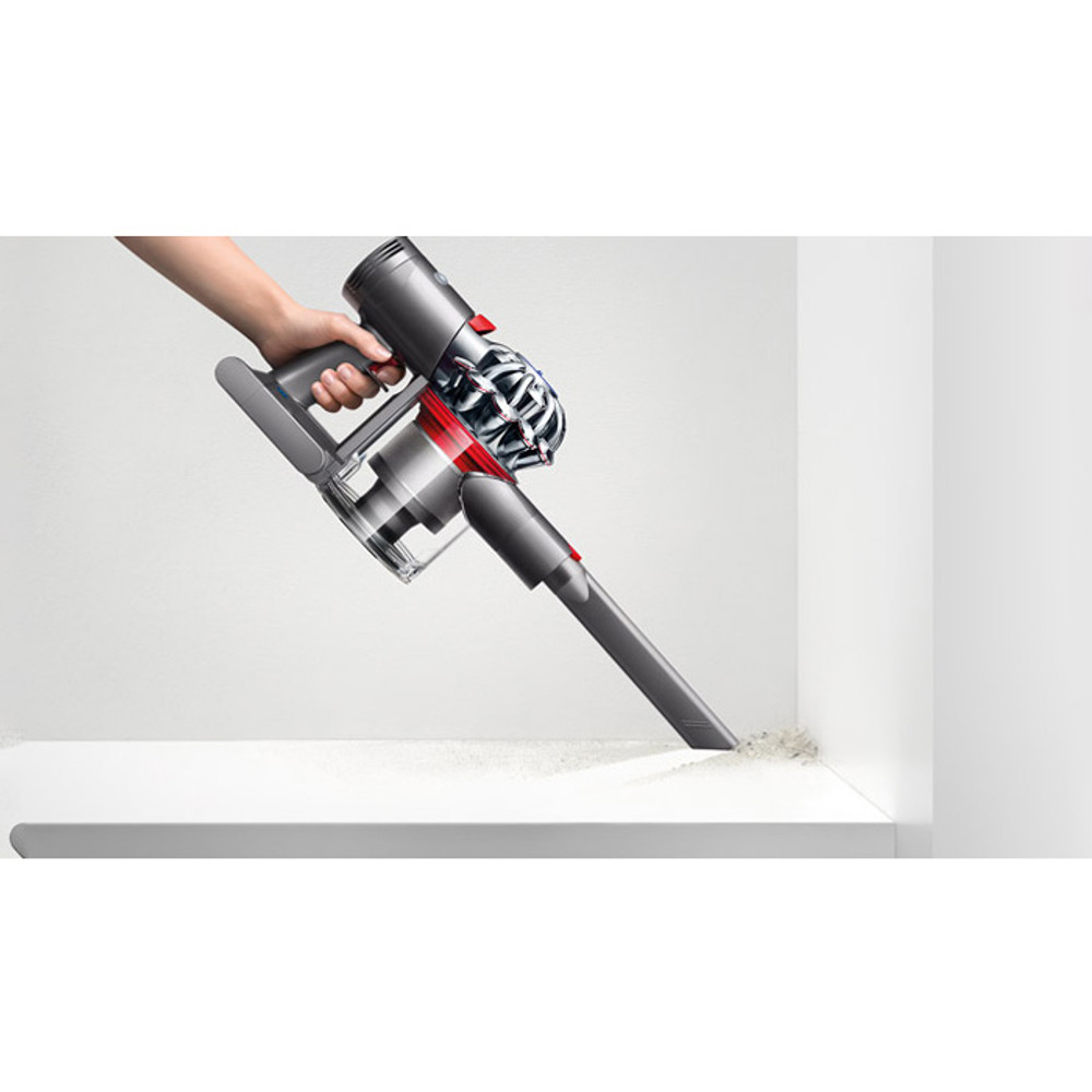 Crevice Tool Allows The Dyson V7 Trigger to Clean Tough Areas