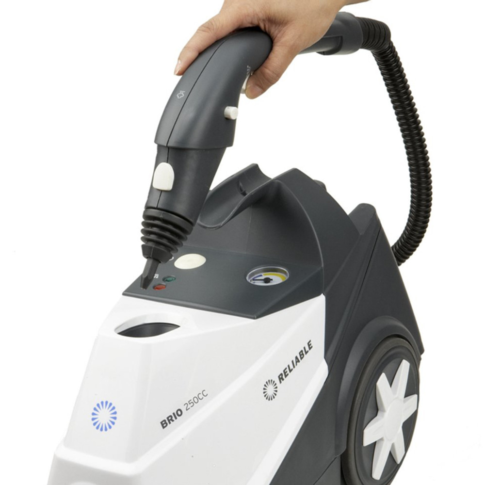 Reliable 250CC Brio Canister Steamer