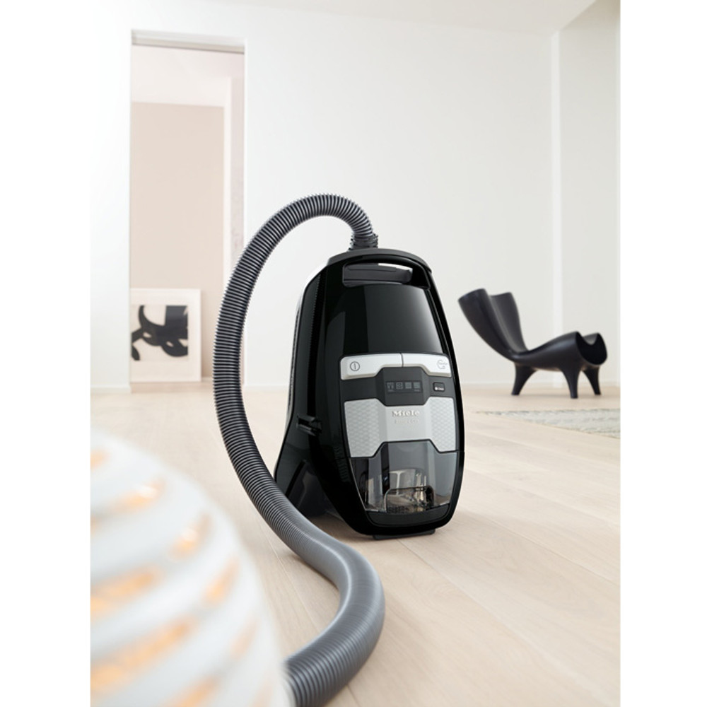 Miele Blizzard CX1 Hardfloor Bagless Canister Vacuum Cleaner