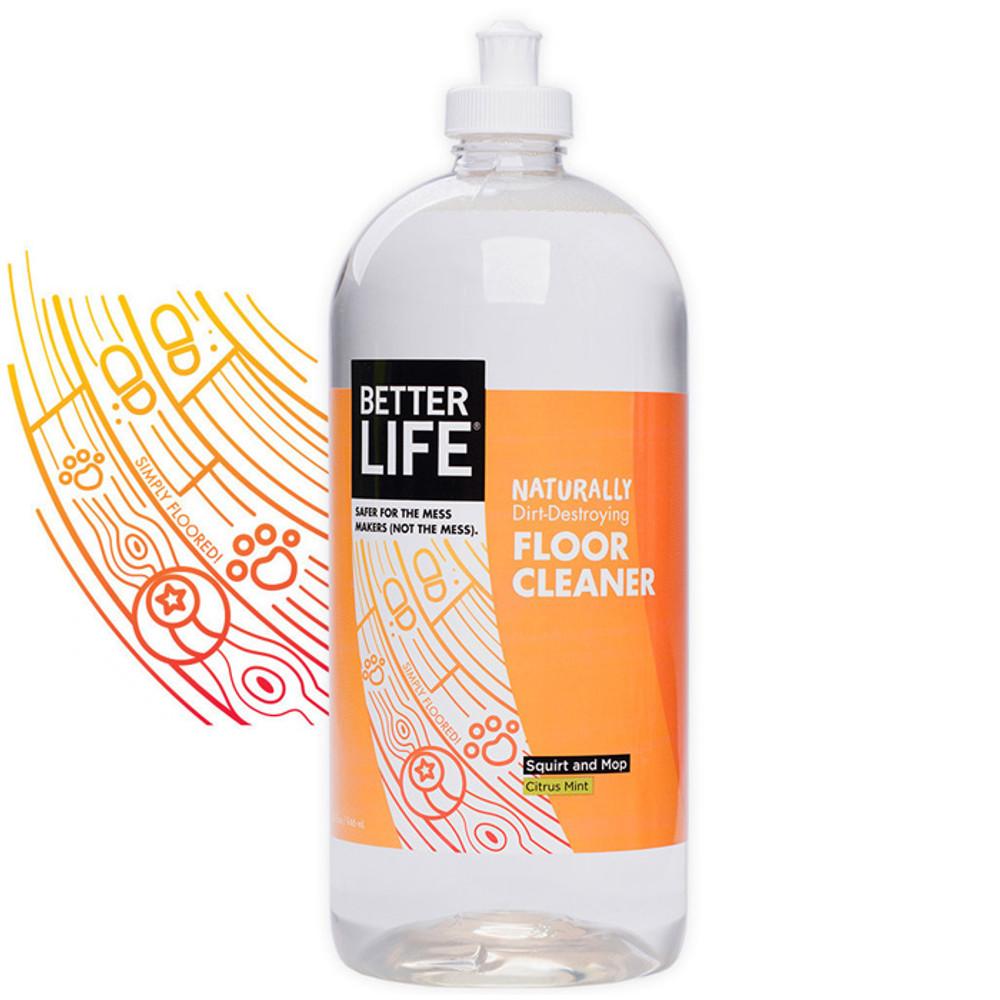 Better Life All Natural Floor Cleaner