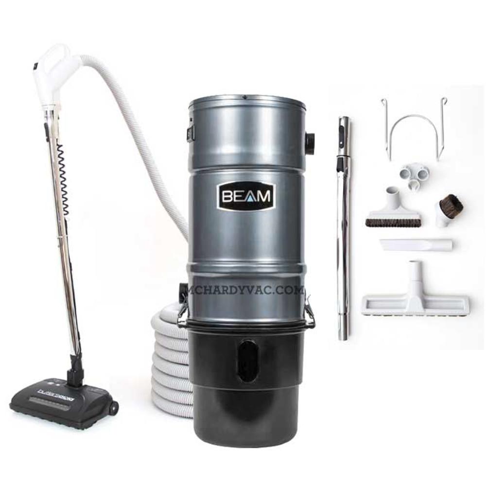 Beam 200B Central Vacuum Package