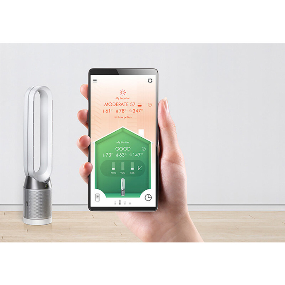 Dyson Link App for iOS and Andriod