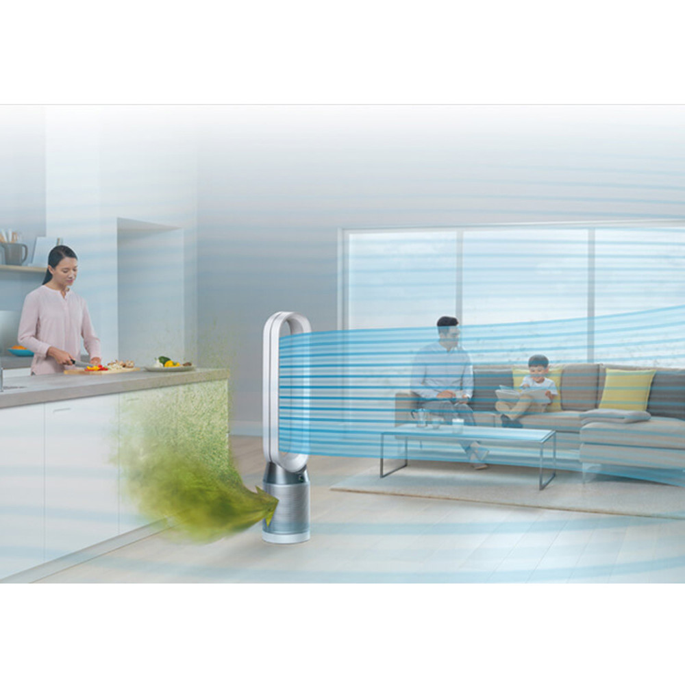 Dyson Pure Cool HEPA Tower Air Purifier and Fan