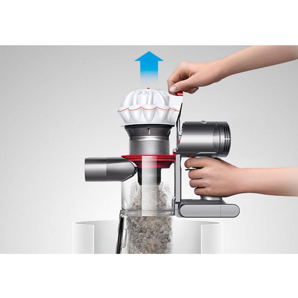 Dyson V7 Hygienic Dirt Ejector