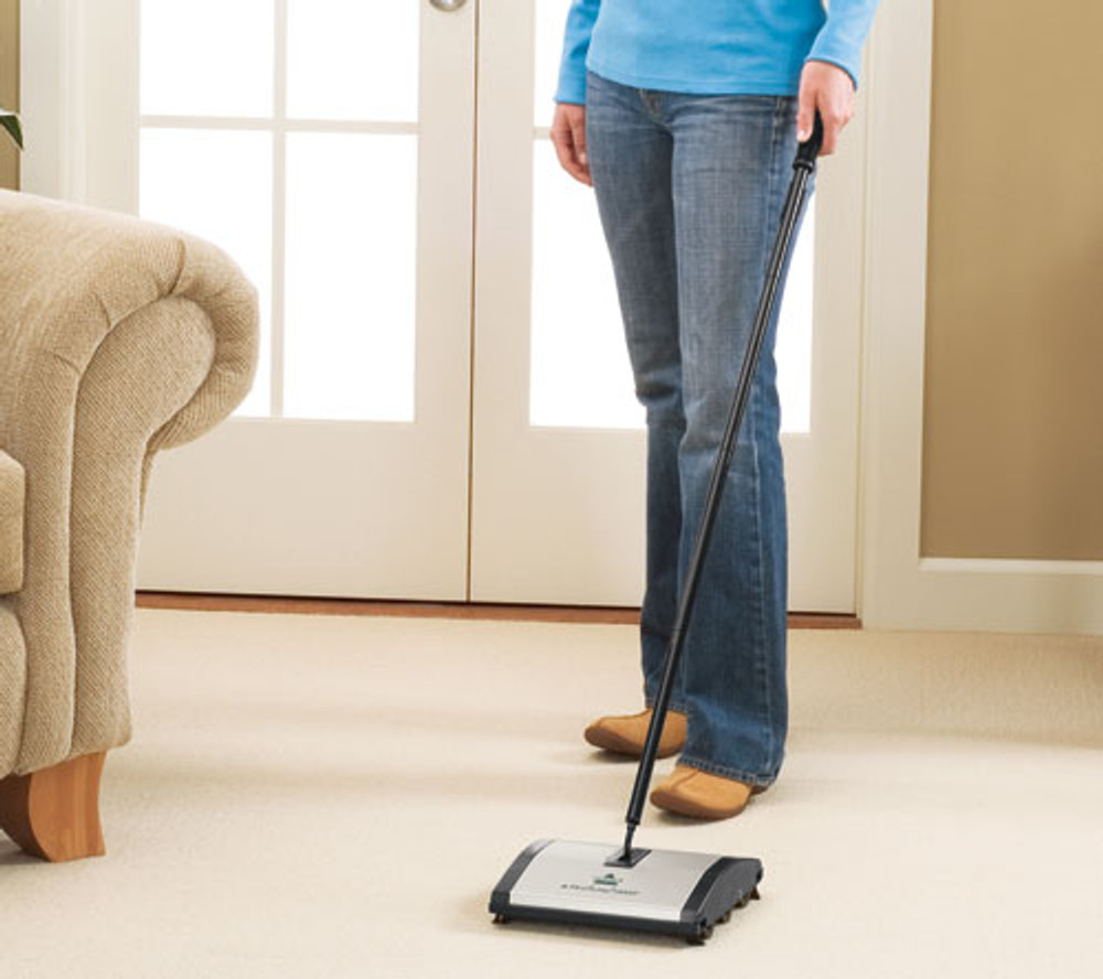 Bissell Carpet Sweepers Clean Carpet