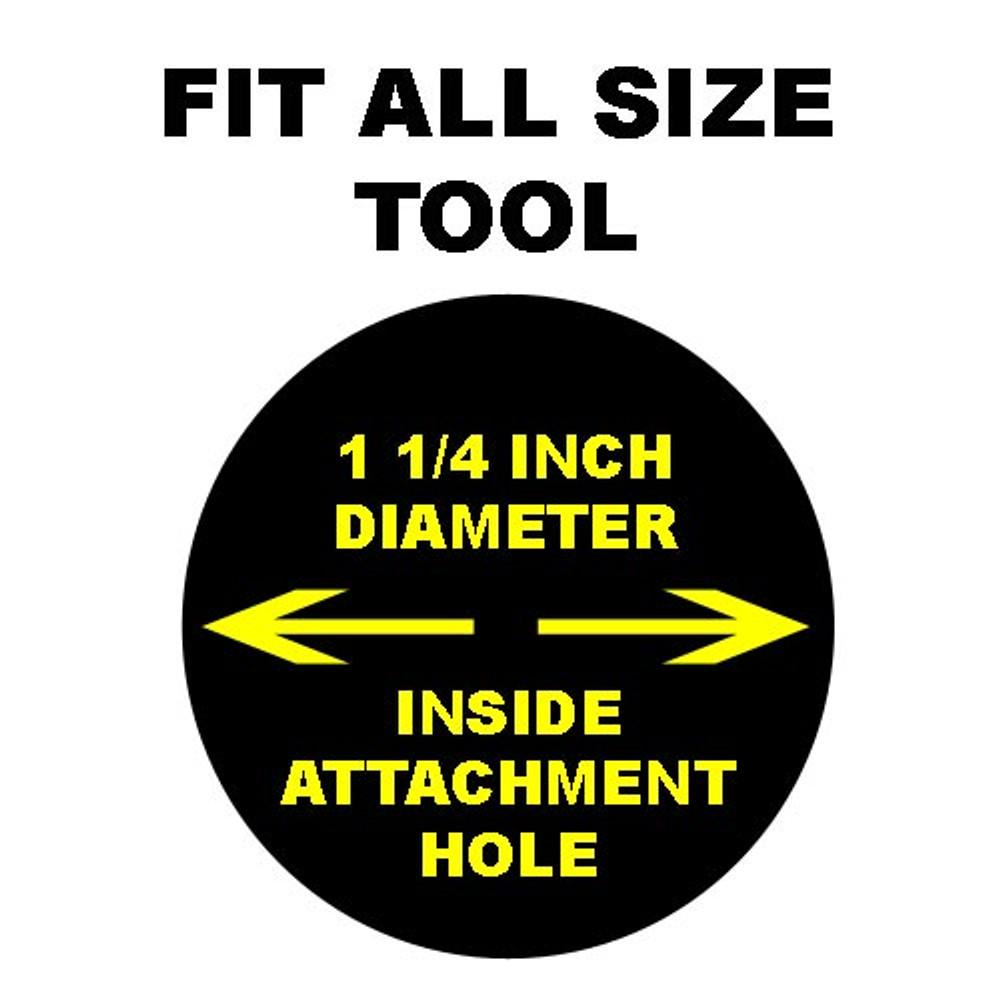 """Fit All Bare Floor Brush - 12"""" Vacuum Cleaner Tool"""