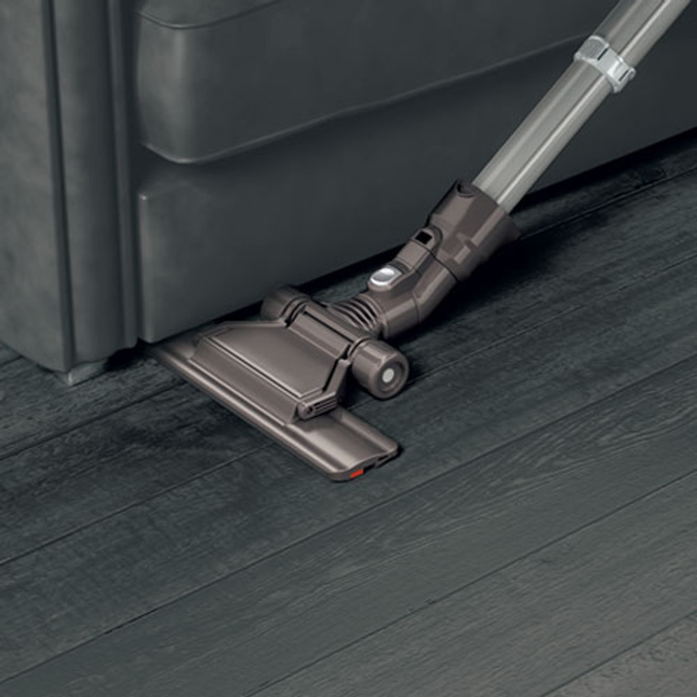 Dyson Flat Out Tool Reaches Under Low Furniture
