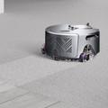Dyson Robot Vacuum Cleans Carpet