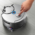 Manual start Button upon Dyson 360 Eye Robot Vacuum