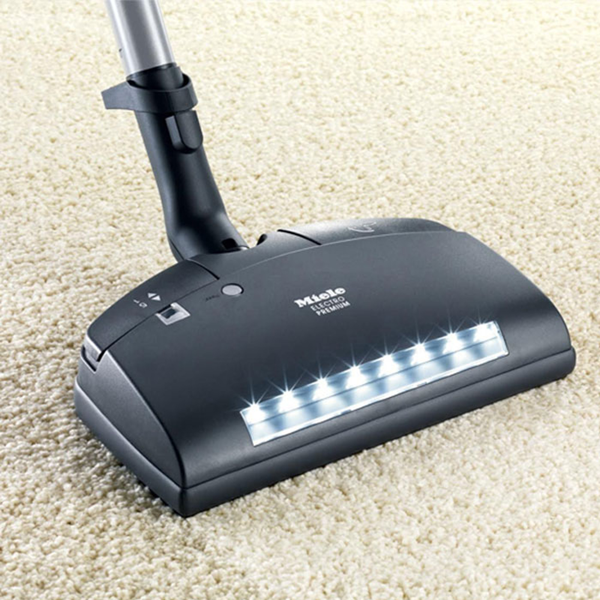 Buy Miele Complete C3 Powerplus Canister Vacuum From