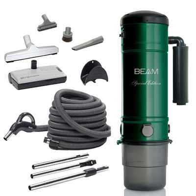 Beam Fall Special Edition Central Vacuum Electric Package