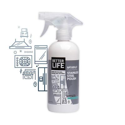 Better Life Stainless Steel Cleaner