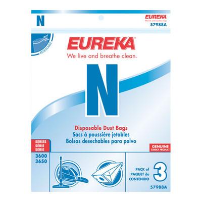 Eureka Style N Vacuum Bags