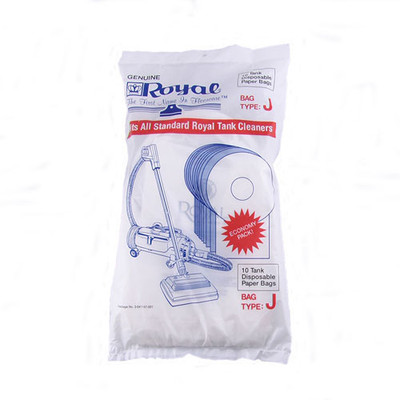 Royal Type J Vacuum Bags