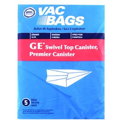 General Electric Open Top Bags