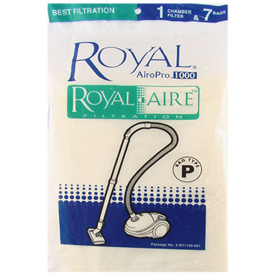 Royal Type P Vacuum Bags