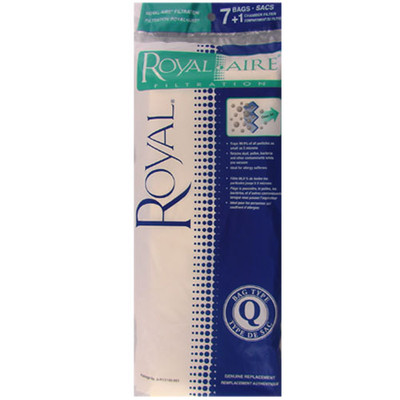 Royal Type Q Vacuum Bags