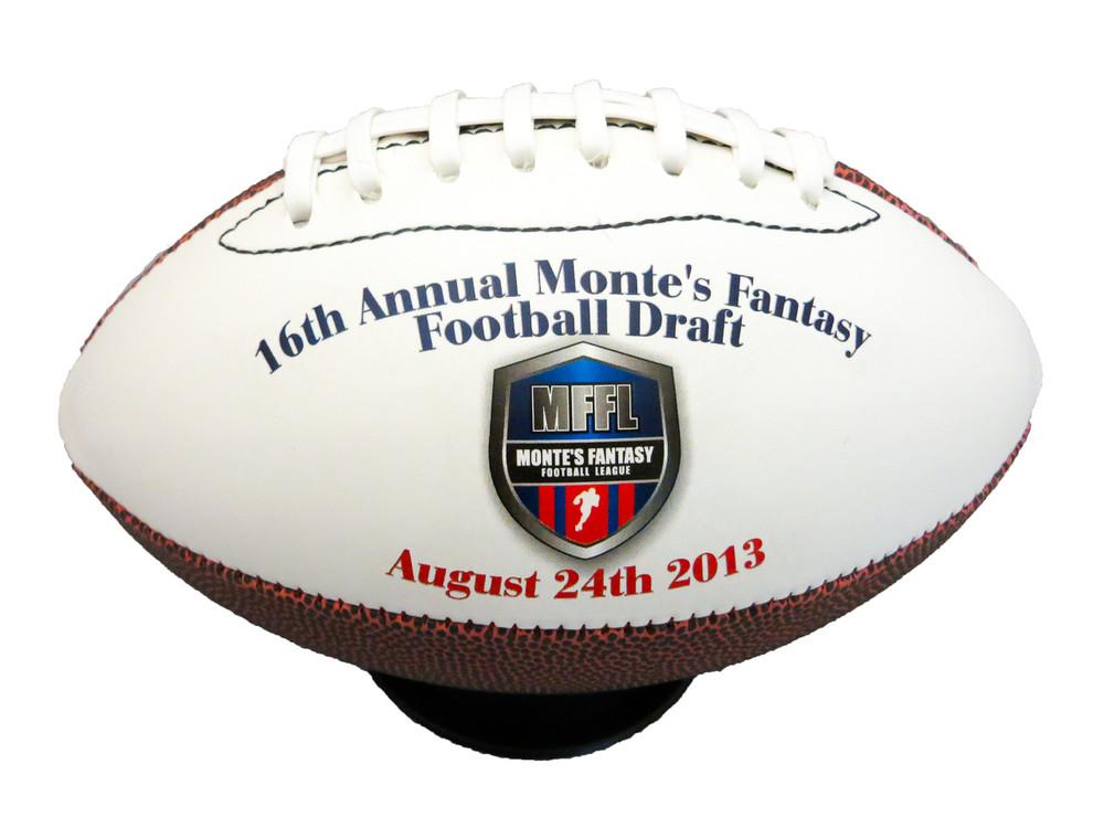Fantasy football awards as unique as your leagues team picks!