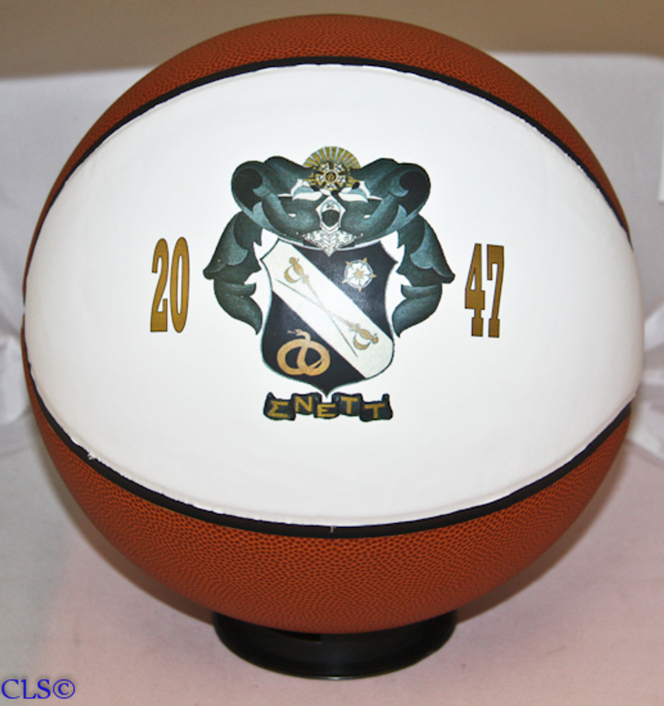 Personalized Fullsize Basketball