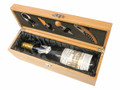 Personalized Bamboo Wine Box * OUT OF STOCK *